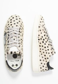 MOA - Master of Arts - Trainers - pois/silver glitter - 3