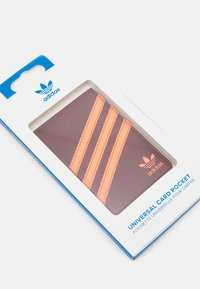 adidas Originals - Obal na telefon - maroon/solar orange - 2