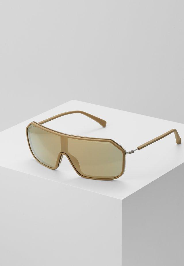 Sluneční brýle - tan
