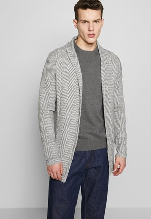 ABILITY - Strickjacke - grey