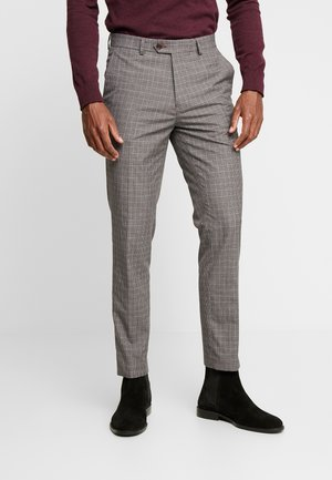 SLIM  - Trousers - grey
