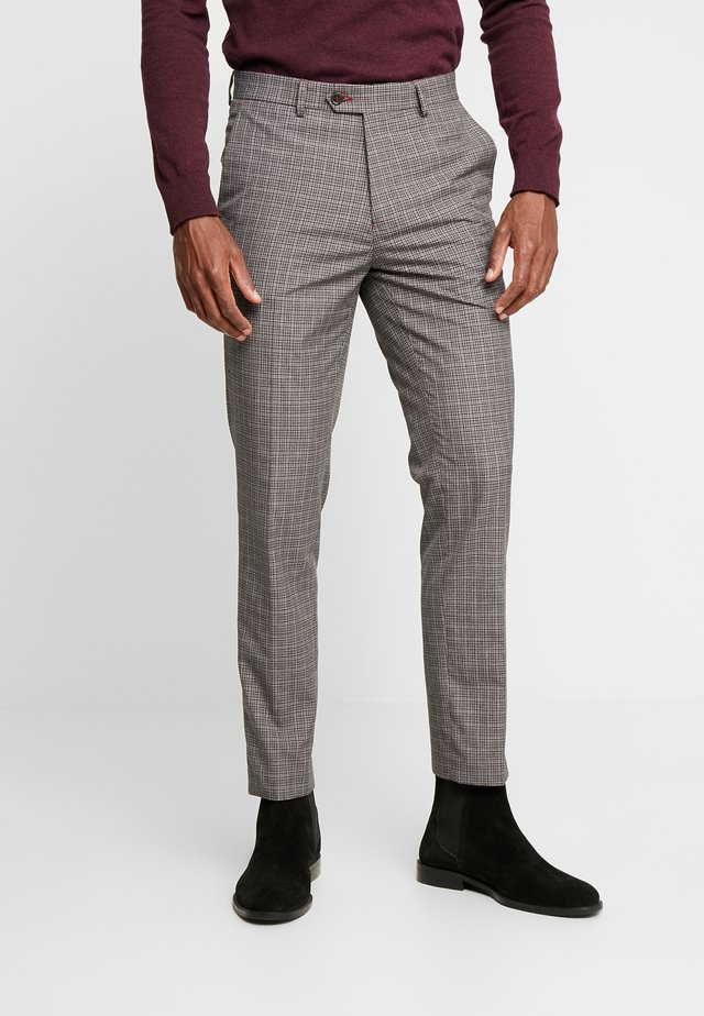 SLIM  - Pantaloni - grey