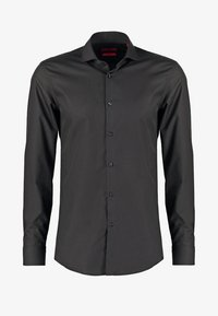 HUGO - JASON SLIM FIT - Formal shirt - black - 7