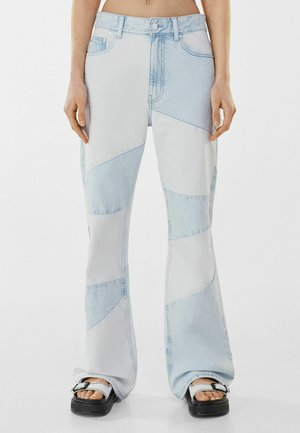 Jeansy Bootcut - light blue