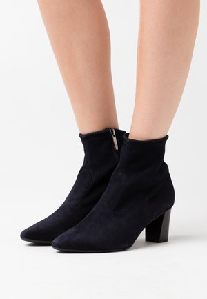 MARGIE - Classic ankle boots - navy