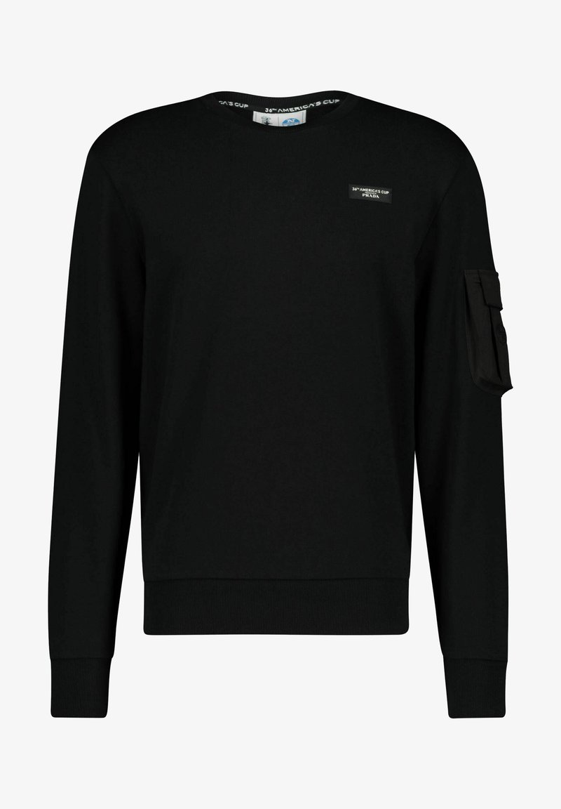 North Sails - Sweatshirt - schwarz