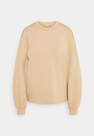 PUSTI - Sweatshirt - cement