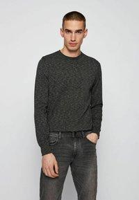 BOSS - KABIRON - Pullover - dark grey - 0