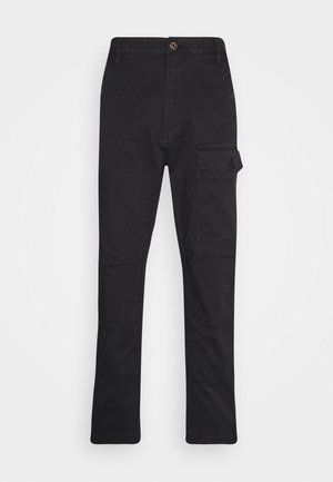 TORRICK - Trousers - black