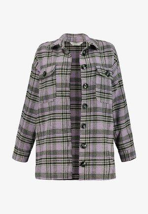 Short coat - flieder