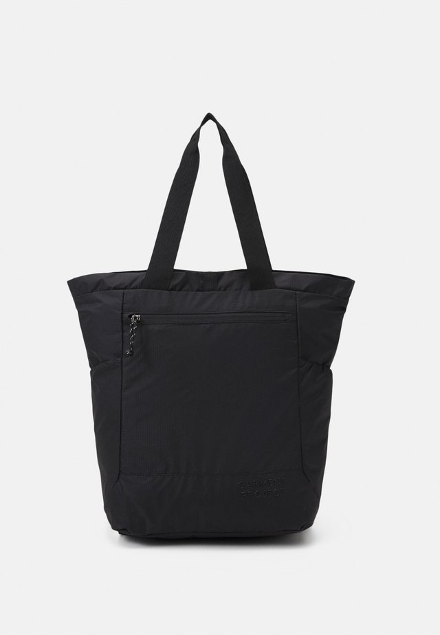 LIGHT TOTE  BAG & BACKPACK - Shopper - black