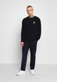 Junk De Luxe - SKETCH ARTWORK  - Sweatshirt - black - 1