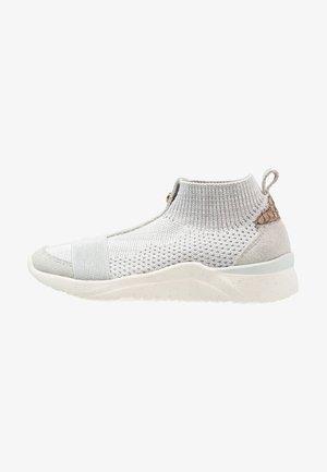 THYRA KIDS - Sneakers hoog - sea fog grey