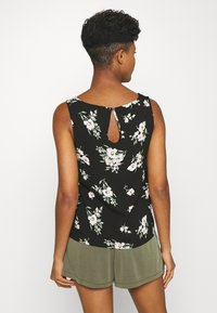 Vero Moda - VMSIMPLY EASY TANK - Blouse - black - 2