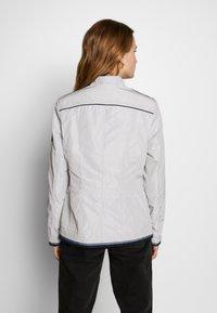 Barbara Lebek - INBETWEEN - Summer jacket - silver - 2