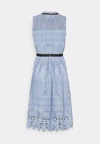 Swing - Cocktail dress / Party dress - blue dust - 8