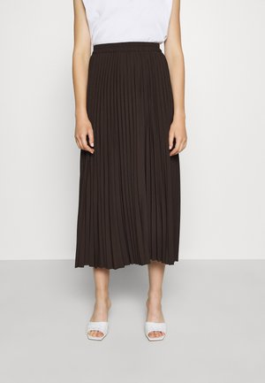 SLFALEXIS SKIRT - A-line skirt - coffee bean