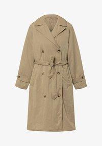 OYSHO - Trenchcoat - beige - 6