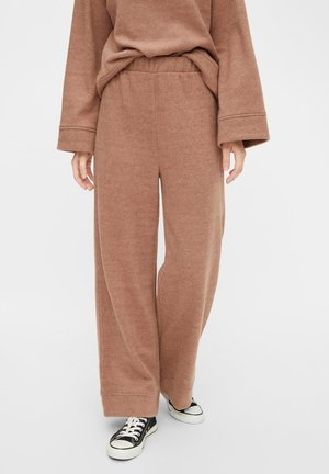 Trousers - russet