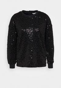 NAF NAF - OCHAN - Sweatshirt - noir - 0