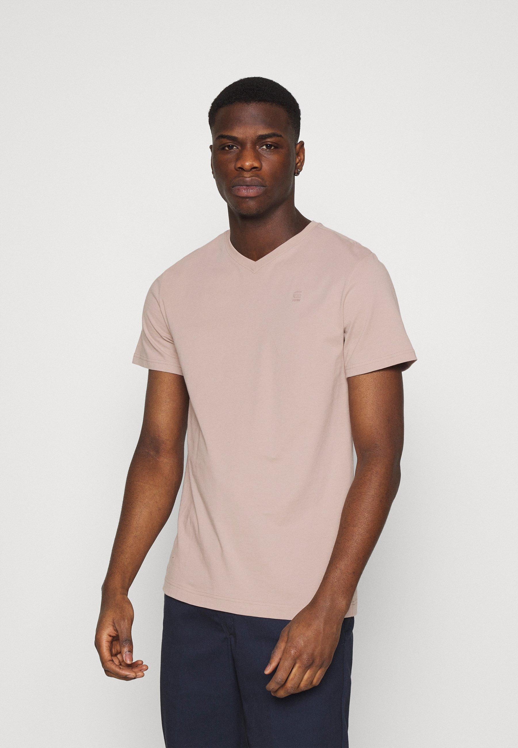 Homme BASE-S V T SS - T-shirt basique