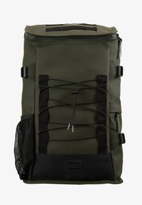 Rains - MOUNTAINEER BAG UNISEX - Rygsække - green - 7