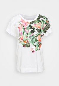 Marc Cain - Print T-shirt - off white - 4