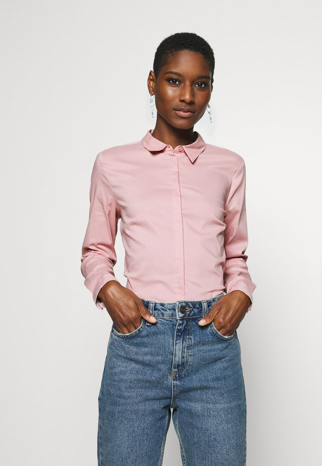 CORE MIRACLE - Overhemdblouse - old pink