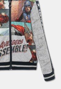 Desigual - MARVEL - Zip-up sweatshirt - black - 2