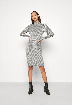 ONLSANDY DRESS - Etuikjoler - light grey melange