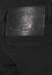 Diesel - Slim fit jeans - black denim - 5