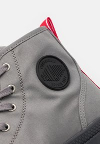 Palladium - PAMPA HI DARE UNISEX - Lace-up ankle boots - titanium - 5
