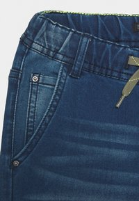 IKKS - EASY FIT JOGG - Slim fit jeans - blue vintage