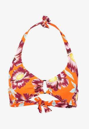 ENOSSA  PADDED WIRED - Bikini top - multi
