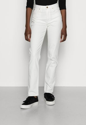NEW CLASSIC STRAIGHT - Relaxed fit jeans - ecru