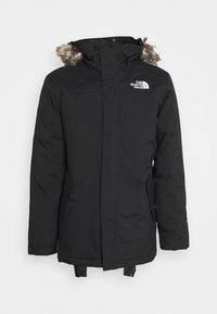 ZANECK JACKET UTILITY - Outdoor jacket - black