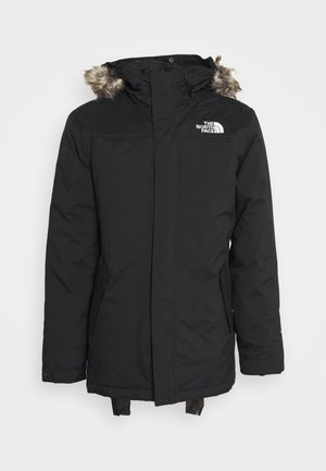 ZANECK JACKET UTILITY - Chaqueta outdoor - black