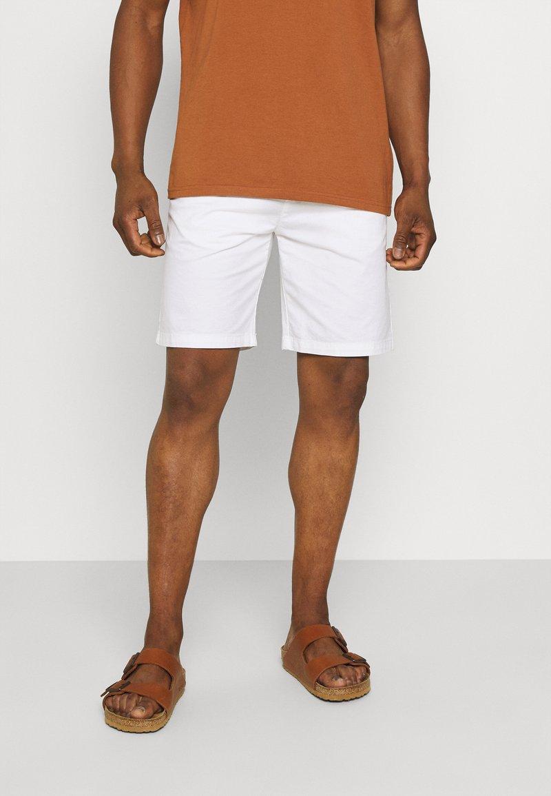Scotch & Soda - STUART CLASSIC - Shorts - white