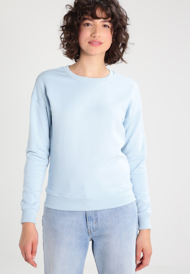 Sweater - babyblue