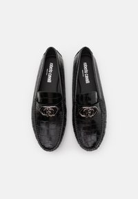 Roberto Cavalli - Nazouvací boty - black - 3