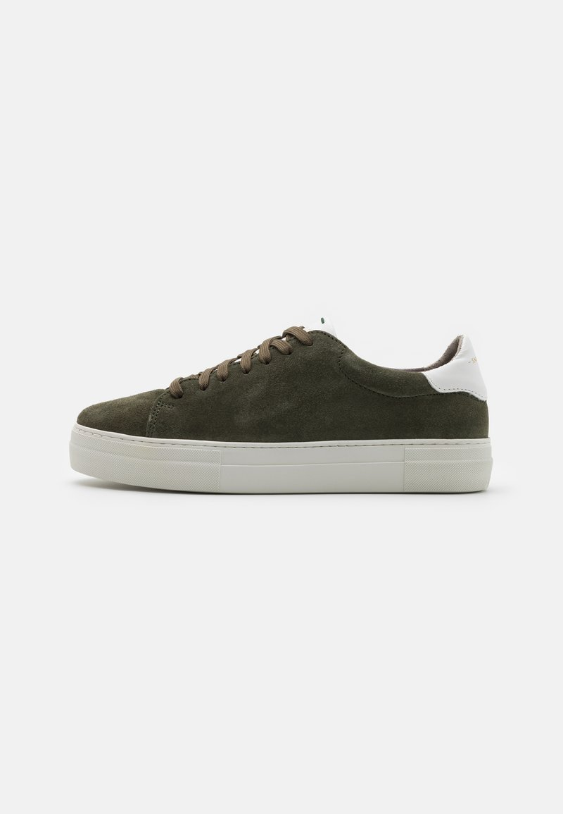 Sneaky Steve - SLAMMER EXCLUSIVE - Trainers - military/white