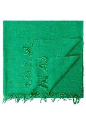 Scarf - grün - 8581 - verde prato