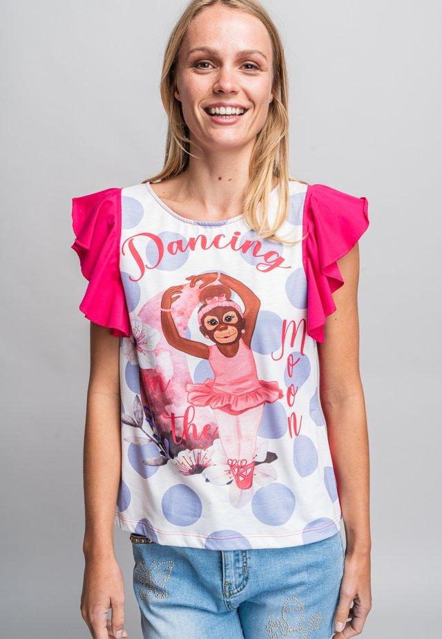WALDRON - T-shirt imprimé - unico