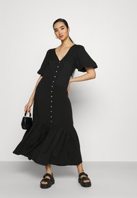 EDITED - ISABELA DRESS - Maxi dress - schwarz - 1