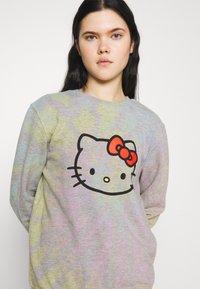 NEW girl ORDER - TIE DYE - Sweatshirt - multi - 3
