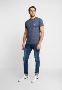 INDICODE JEANS - CULPEPER - Jeans straight leg - blue - 1