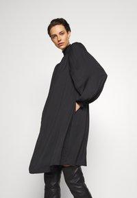 Bruuns Bazaar - PRICKLY METTE DRESS - Day dress - black - 3