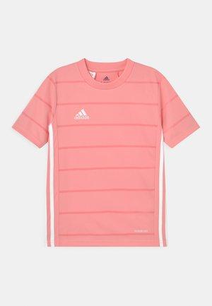 CAMPEON UNISEX - Camiseta de deporte - glory pink