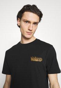 Volcom - BURGOO BSC SS - Print T-shirt - black - 3