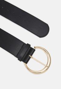 Gina Tricot - ELLEN BELT - Waist belt - black - 1